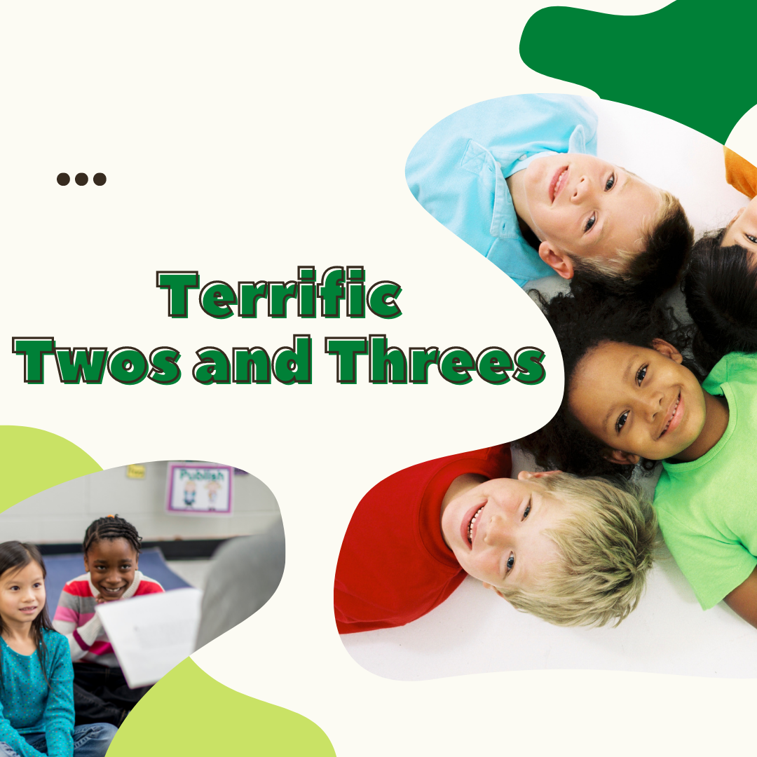 Terrific Twos and Threes