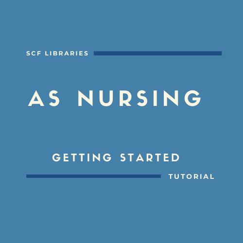 AS Nursing video tutorial