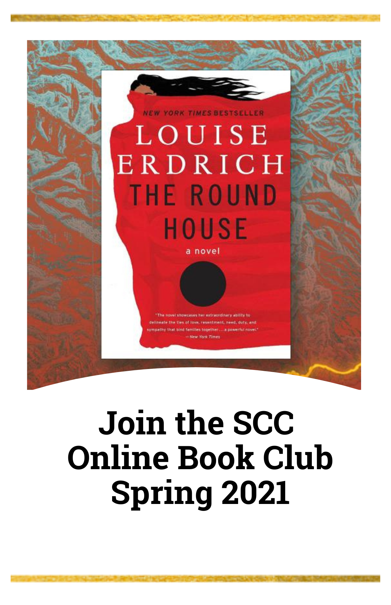 Join the SCC Online Book Club Spring 2021