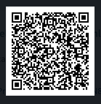 QR Code to access a list of nutrition journals in OneSearch