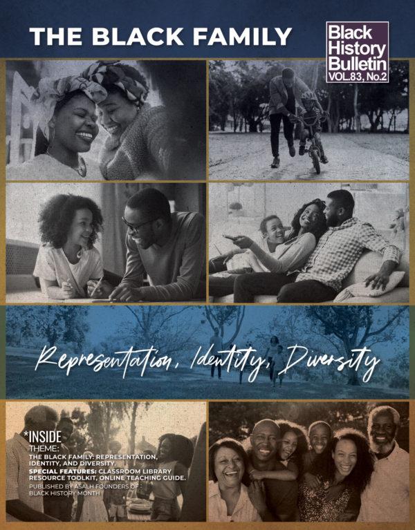 "History of the ""Black History Bulletin"""