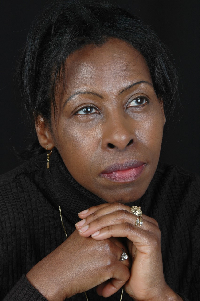 Portrait of Scholastique Mukasonga