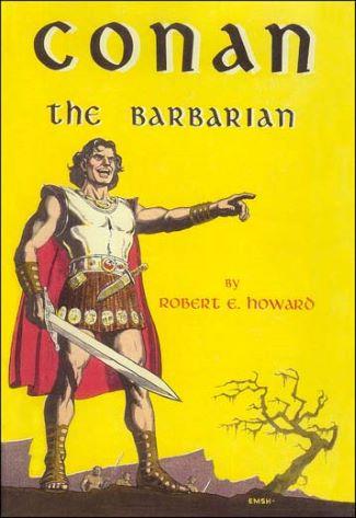 cover conan the barbarian