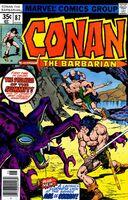 cover conan comic