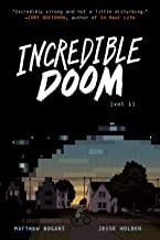 cover incredible doom