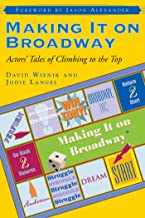 cover making it on broadway