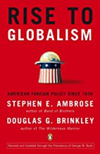 cover rise to globalism american foreign policy