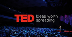 icon for ted talks website