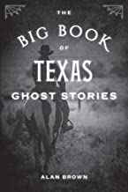 cover the big book of Texas Ghost stories