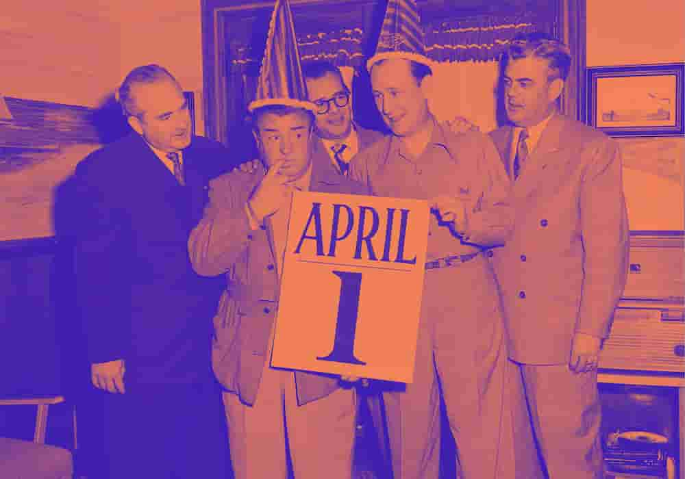 april fool; three stooges