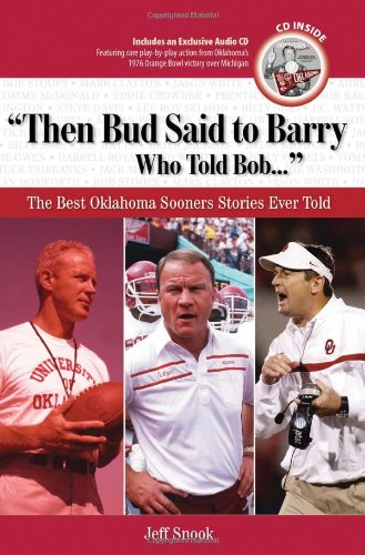 Cover Then Bud Said to Barry who told Bob