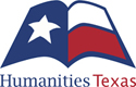 Humanities Texas color icon