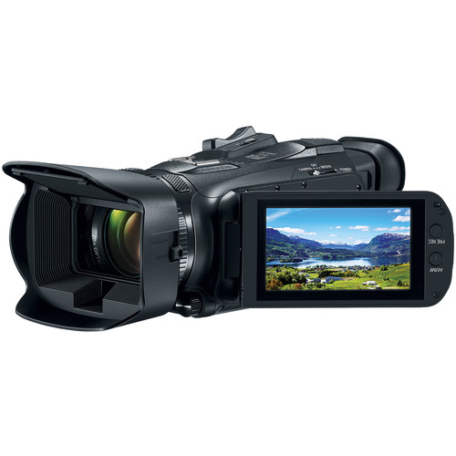 Photo of Canon VIXIA HF G50 Camcorder available for checkout. Details follow the image.