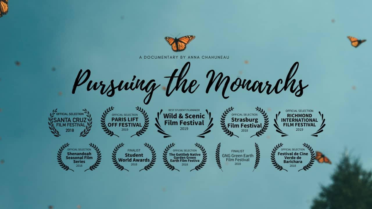 Pursuing the Monarchs title image