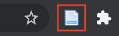 Zotero paper icon