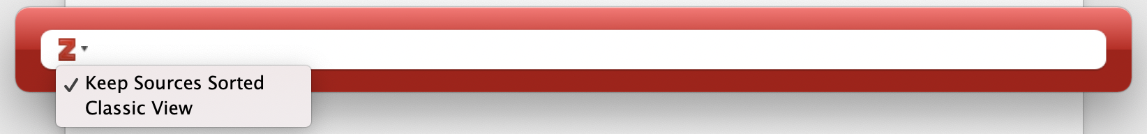 Add/Edit Citation pop-up window