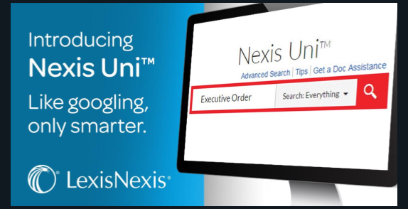 New Lexis Nexis Interface