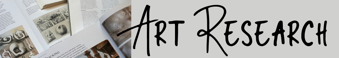 Art Research Header image