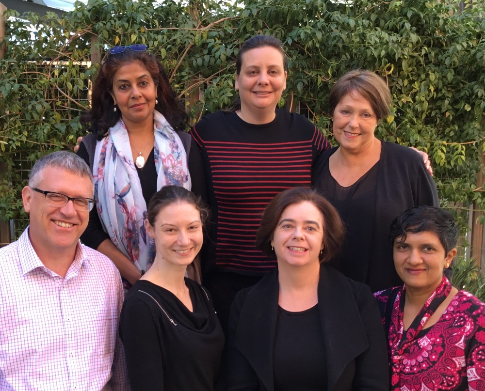 Academic Library Services team - Division of Health's picture