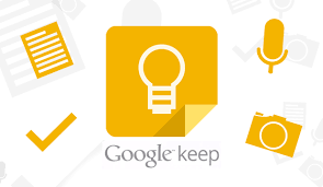 logo of google keep