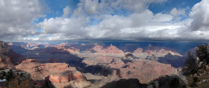 South Rim of Grand Canyon National Park