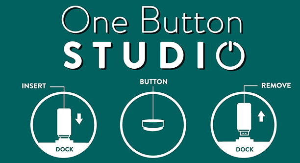 One Button Studio - Insert / Button / Remove