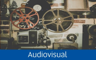 Navigate to the audiovisual resource page