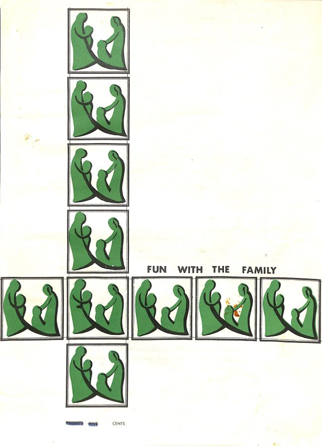 Cover of Fun with the Family book