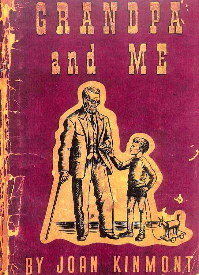 Cover of Grandpa and Me by Joan Kinmont