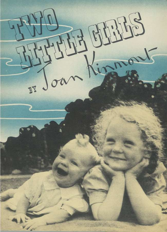 Two Little Girls book cover
