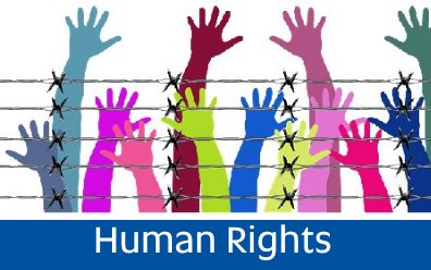 Navigate to information on human rights.