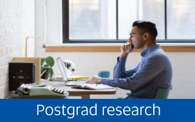 Link to information about research degrees