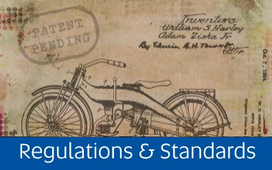 Navigate to the Regulations and Standards page, Image source: Pixabay.com