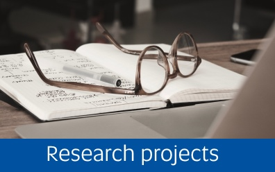 Navigate to the research projects page image source: unsplash