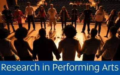 Navigate to Research in Performing Arts page