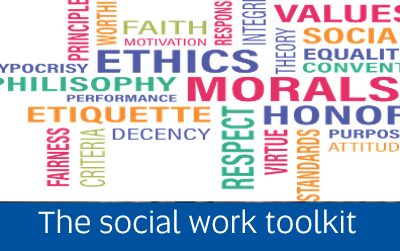 Navigate to the social work toolkit