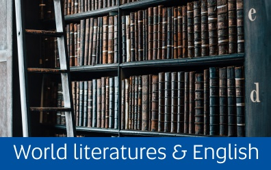 Navigate to the World Literature and English page