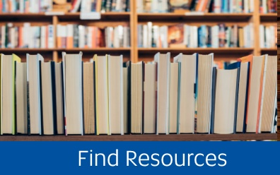 Navigate to your find resources page image source: unsplash