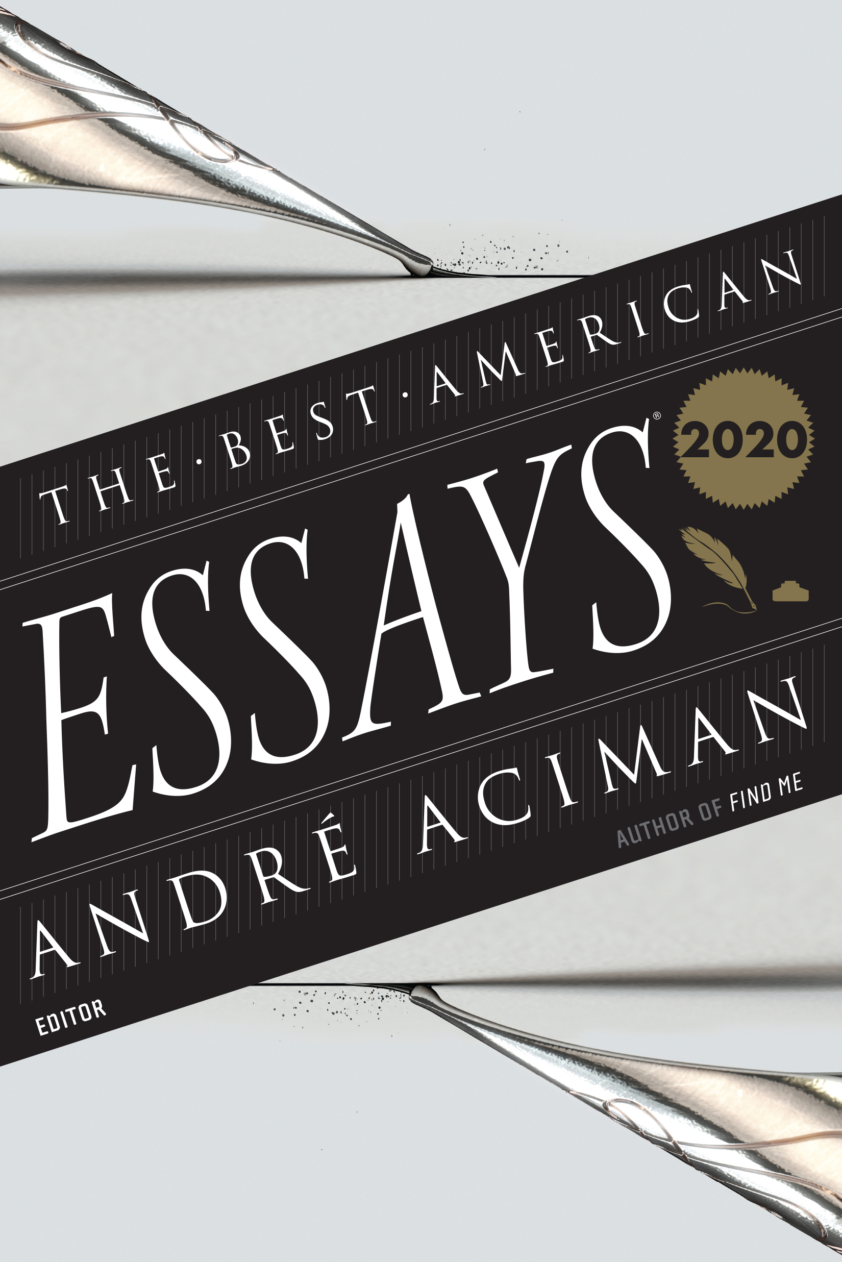 The Best American Essays 2020 / Edited by Andre Aciman
