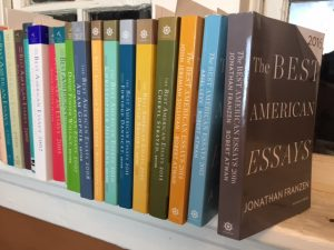 The Best American essays 1986 - 1995