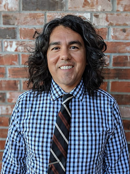 Dr. Michael Ramirez Outstanding Author Photo