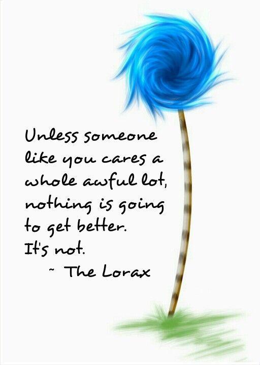 Dr. Seuss quote,