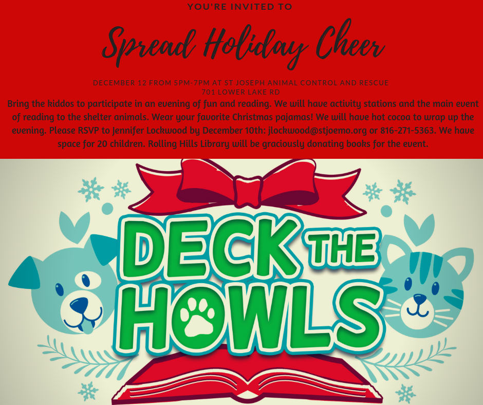 Deck the Howls