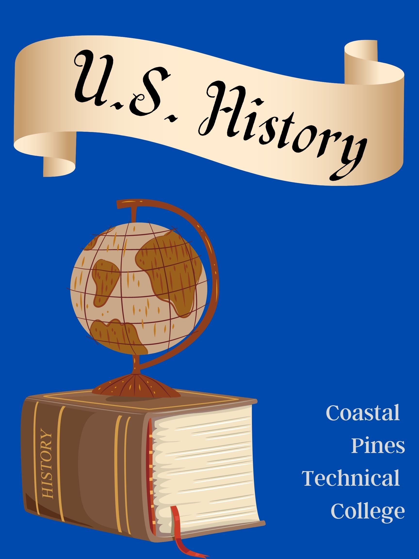 US History at Coastal Pines Technical College