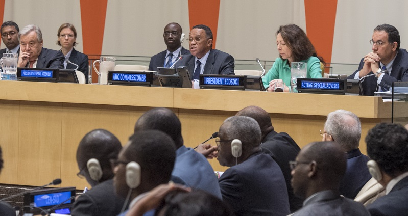 UN Photo #738350 High-level Event on Supporting an Integrated, Prosperous, People-Centred and Peaceful Africa