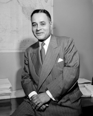 Ralph Bunche : UN Photo # 148021