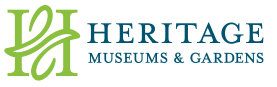 Heritage Museums and Gardens Logo