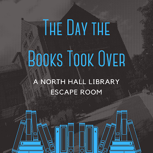 The Day the Books Took Over - Escape Room