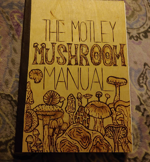 The Motley Mushroom Manual cover