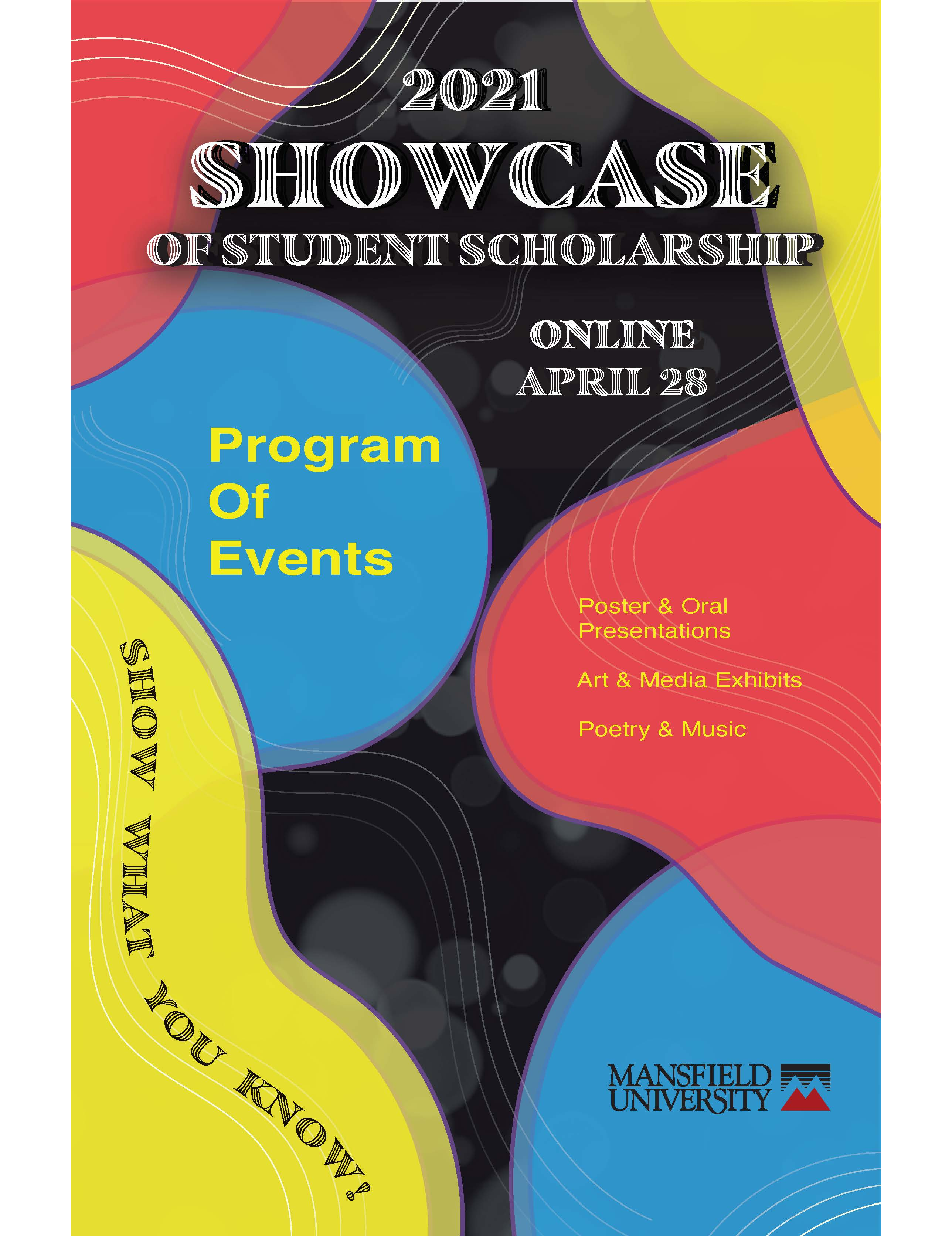 Showcase of Student Scholarship